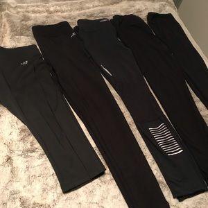 BCG workout pants bundle